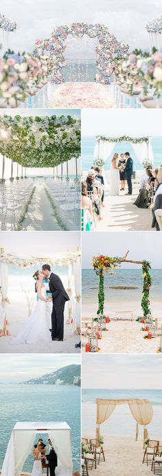 There are many possibilities when it comes to choosing your altar arrangement and decoration to match your wedding theme. Here are some of our favorite ideas for summer wedding ceremonies. Whether you are relying on the spoils of nature, designing it yourself, or seeking help from a professional, these altar designs are sure to inspire …