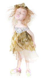 Авторская кукла - мастер класс Пилькив Ирины -