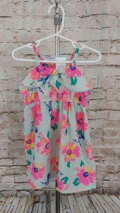 Blueberi Boulevard Baby Girls 3T Multi Floral Dress Spring Summer Dress   Clothing, Shoes & Accessories, Baby & Toddler Clothing, Girls' Clothing (Newborn-5T)   eBay!