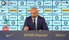 """Inter, Spalletti:""""Servono dei rinforzi per la rosa"""" luciano spalletti ha bisogno di rinforzi. è lo stesso allenatore interista ha ribadire che ha bisogno di avere in squadra tre quattro giocatori che gli permettono di completare la rosa nerazzurra. il #spalletti #inter #calciomercato #calcio"""