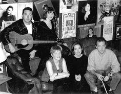 Jimmy, Heather, Cookie, Raylene, John Morris