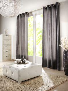 Praxis | Gordijnen passen mooi in ruimtes met een hoog plafond ...