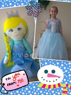 Valentina, a nova personagem de Frozen