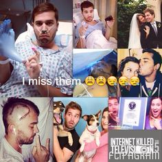 We miss you Charles and Alli