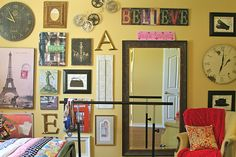 """Tween Room Makeover""... my tween found this and is begging for a blue version."