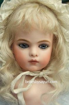 1-005 #Sayuri #Bru #doll #BruJne #bebe #BruDoll #antique