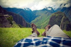 I would like to go to Machu Picchu please and thank you :) Machu Picchu, The Journey, Fjällräven Classic, Foto Portrait, Adventure Is Out There, Go Outside, Oh The Places You'll Go, The Great Outdoors, Wanderlust
