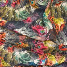 SANTORUS FABRICS : Madame De La Soir – Amethyst : Linen Blend • Lightweight Finish • Made in UK : Shop online now at www.santorus.com
