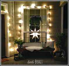 Little Brags: Welcome to my Christmas Tour