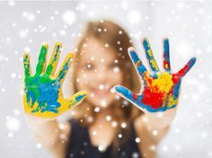 Don't miss out on how to turn your classroom into a #winter wonderland full of fun learning experiences: http://buff.ly/1Ceuik7 #sensoryplay #art #blockplay