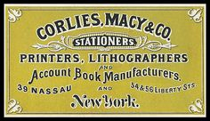 Expresh Letters Blog: Printing Press and Show Card Typography