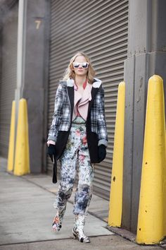 Street Style of New York | Fashionsnap.com