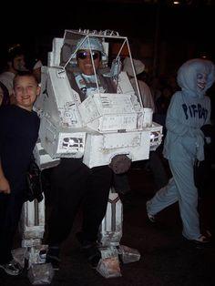 star wars at-st costume   AT-ST  