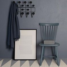 VIVI runner from Pappelina together with #lillaåland #stolab #hangitall #vitra