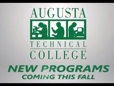 New Programs Coming Fall Semester 2015!