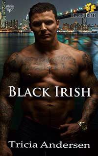 The re-release of Black Irish, coming to Hartwood Publishing in January 2016!