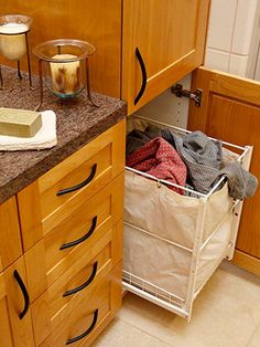 Laundry Room Cabinetry Ideas