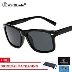 Polariserade Solglasögon Män Kvinnor Märkesdesigner Retro Vintage Driving  Sun Glasses Män Man Solglasögon Spegel Gafas De Sol Mujer fa0a6dbb11ff8