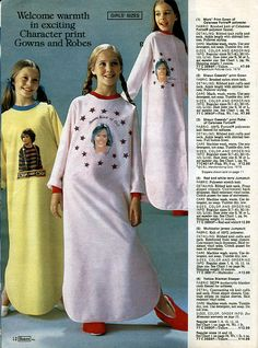 I loved my Shaun Cassidy Nightgown