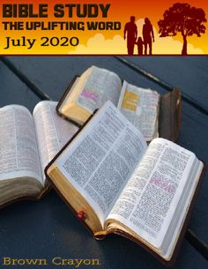 😇 Bible Study The Uplifting Word - July 2020