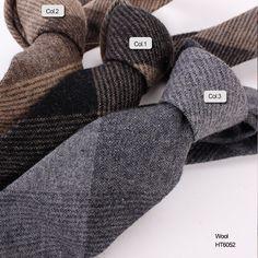 business design wool neck tiesHT6052
