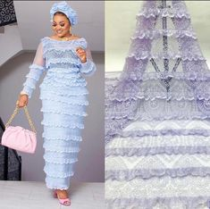 High Quality Embroidery African lace fabric aso-ebi | Etsy African Fashion Dresses, African Dress, Lace Skirt, Lace Dress, Full Lace Front Wigs, African Lace Styles, Designer Suits For Men, Lace Outfit, Aso Ebi