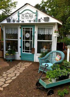 Garden shop~