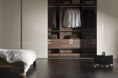 White Fitted Wardrobes Design For Bedroom and Drawers Top Built In Fitted Large…