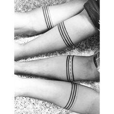 Marathon siblings tattoos