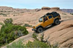 Jeep Wrangler at Moab Green Jeep, Pink Jeep, Blue Jeep Wrangler, Jeep Wranglers, White Jeep, Black Jeep, Easter Jeep Safari, Used Jeep, Jeep Camping