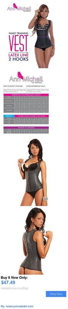 Women Shapewear: Ann Michell 2027 Latex Vest Sport Waist Cincher, Faja Colombiana BUY IT NOW ONLY: $47.49 #priceabateWomenShapewear OR #priceabate