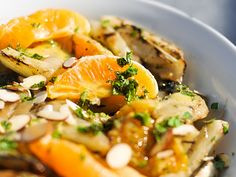 Grilled Fennel and Orange Salad Recipe | Serious Eats