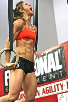 Goal-The muscle up and the body    Andrea Ager