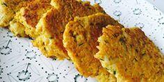 placki ryżowo- kalafiorowe