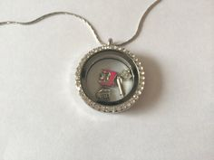 I Love to Cook in My Kitchen Charm  Locket by EmpyreanByDamaris
