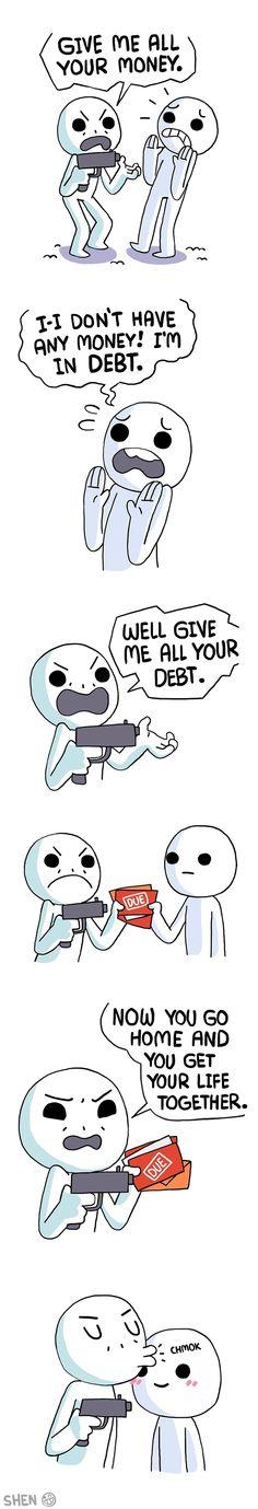 Really Funny Memes, Stupid Funny, Funny Cute, Funny Texts, Funny Jokes, Hilarious, Funny Stuff, Cute Comics, Funny Comics