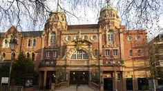 Often disregarded by critics as a suburban venue, Richmond Theatre holds impressive sway with audiences beyond In terms of gravitas, the gorgeous 1899 buil Richmond Palace, Richmond Surrey, Richmond Upon Thames, Richmond Green, London Life, British Isles, Beautiful Islands, Barcelona Cathedral, United Kingdom