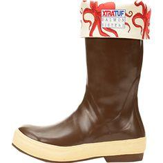 Womens Legacy Octopus rain boots