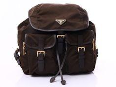 Prada Backpacks on Pinterest | Travel Backpack, Leather Backpacks ...