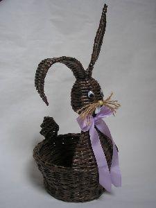 Sun Paper, Paper Art, Corn Dolly, Willow Weaving, Paper Weaving, Newspaper Crafts, Paper Basket, Easter Baskets, Wicker