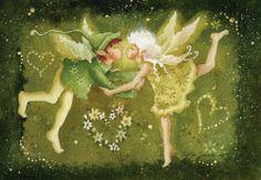 Katja Saario Fairy Art, Illustrators, Fairy Tales, Art Drawings, Angel, Cartoon, Fun, Painting, Finland