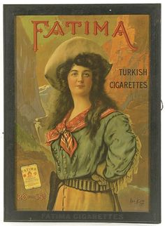 Fatima Cigarette
