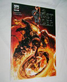 Ghost Rider #1(2005) & Trail of Tears #1(2007) (Ennis, Crain)