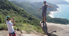 G1 explica truque em fotos tiradas de 'abismo' no Rio; assista ao vídeo