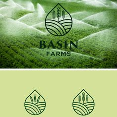 Basin Farms Logo Wanted! by MashaYey