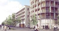 C.F. Møller vinder konkurrence om nyt vartegn i Västerås - C.F. Møller. Photo: C.F. Møller Architects