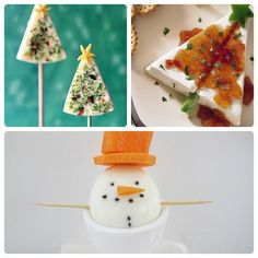 3 aperitius fàcils per Nadal Christmas Deco, Christmas Time, Christmas Ornaments, Xmas Party, Deli, Good Food, Fun Food, Holiday Recipes, Dessert Recipes