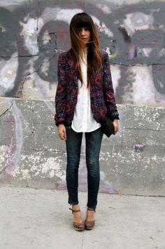 How To Wear Jeans To Work: 5 Professional Ways To Wear Denim | StyleCaster