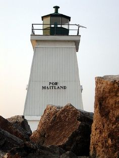 Lighthouses of Canada: Southwestern Ontario