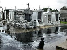 New Orleans Graveyards